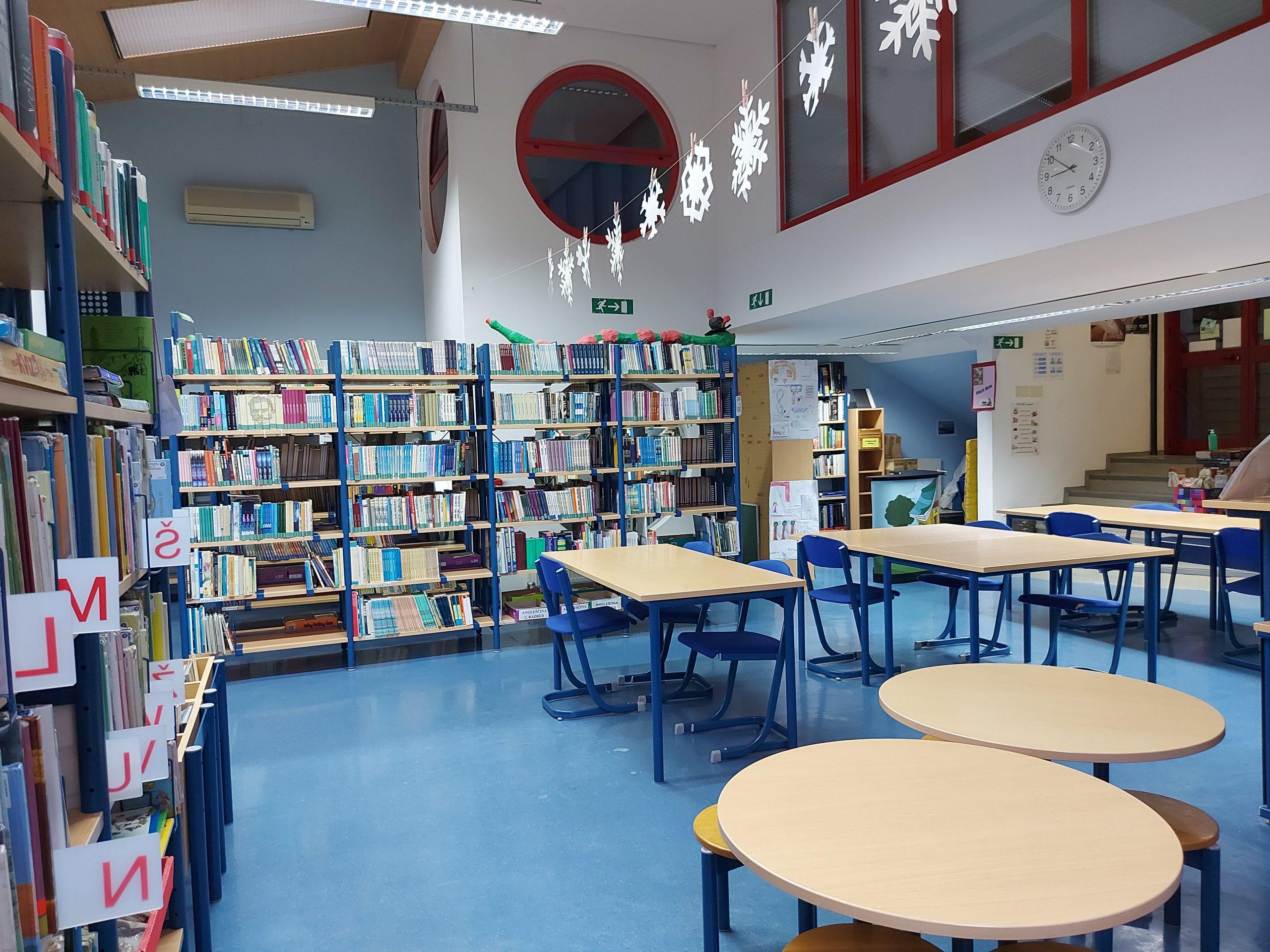 Šolska knjižnica
